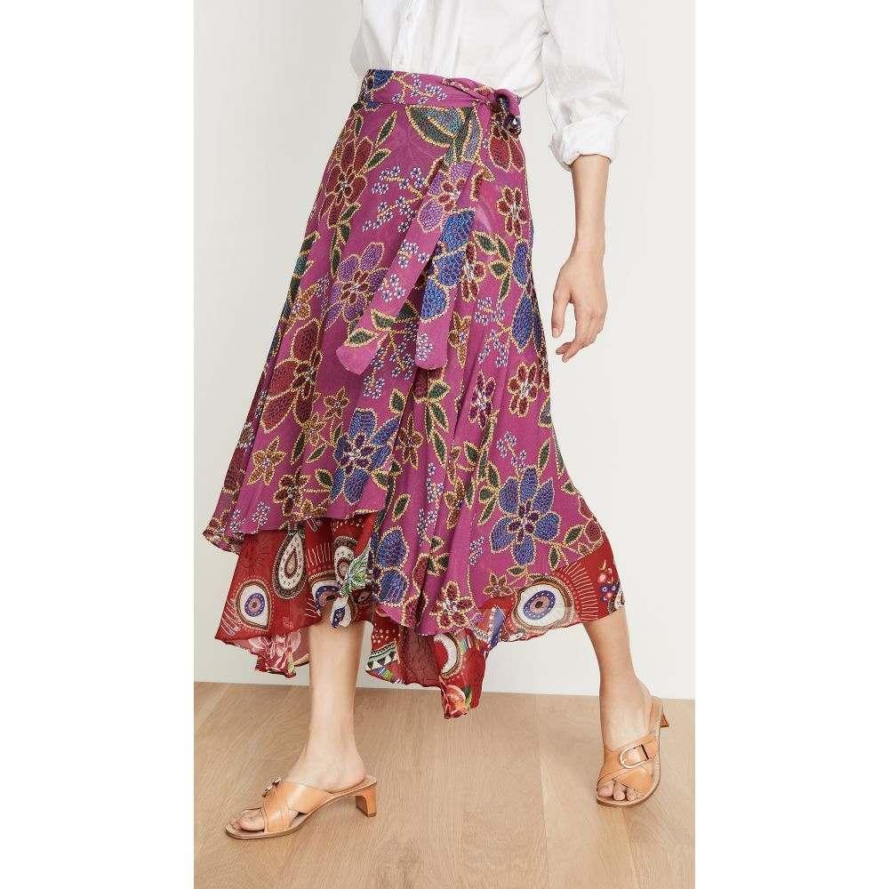 ファーム FARM Rio レディース スカート 【mystic flowers skirt】Mystic Flowers