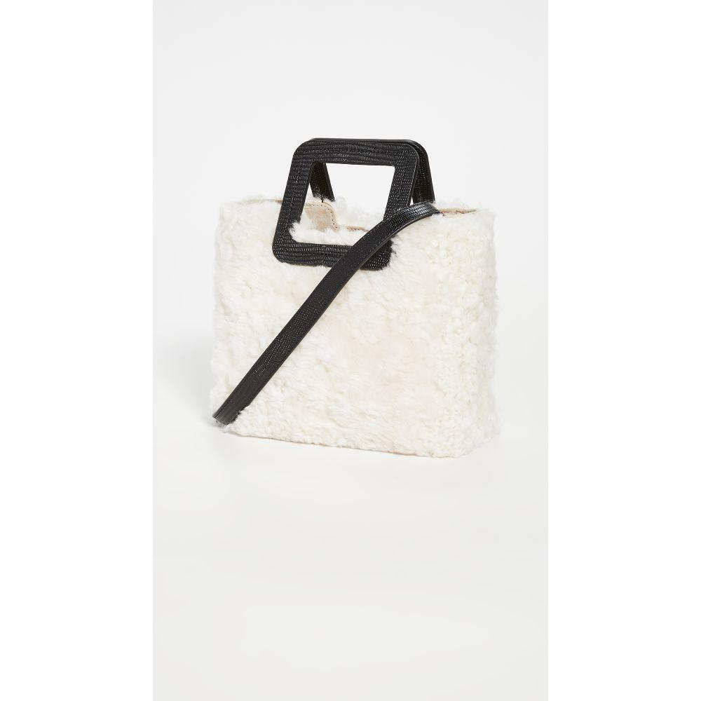 スタウド レディース バッグ トートバッグ 【サイズ交換無料】 スタウド STAUD レディース トートバッグ バッグ【Mini Shirley Bag】Natural