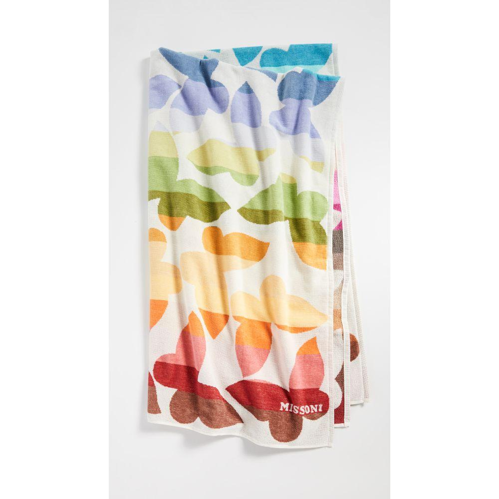 ミッソーニ Missoni レディース ビーチタオル 水着・ビーチウェア【Jamelia Beach Towel】Multicolor