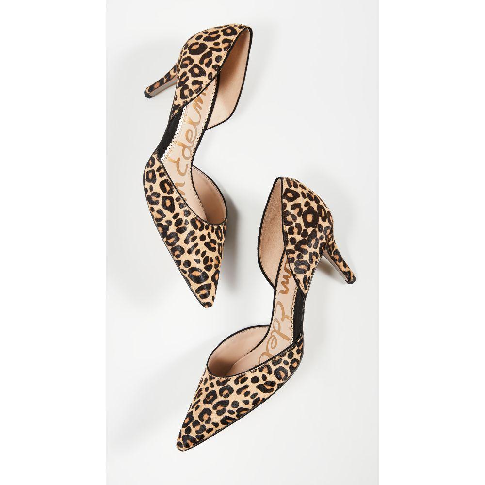 サム エデルマン Sam Edelman レディース パンプス シューズ・靴【Jaina D'Orsay Pumps】Leopard BRHM