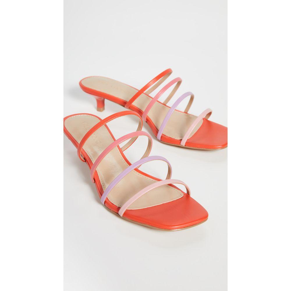 ヴィラ ルージュ Villa Rouge レディース サンダル・ミュール シューズ・靴【Ridley Slides】Pink Multi