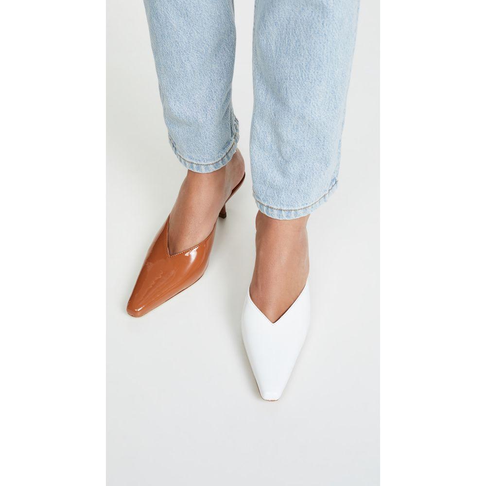 カルダ Kalda レディース パンプス シューズ・靴【Alba Slides】Brown/White