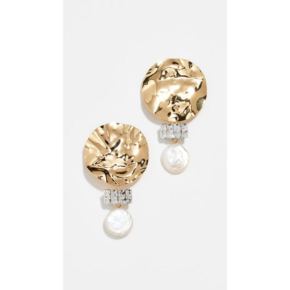 レイチェル コーミー Rachel Comey レディース イヤリング・ピアス ジュエリー・アクセサリー【Ambient Earrings】Gold/White