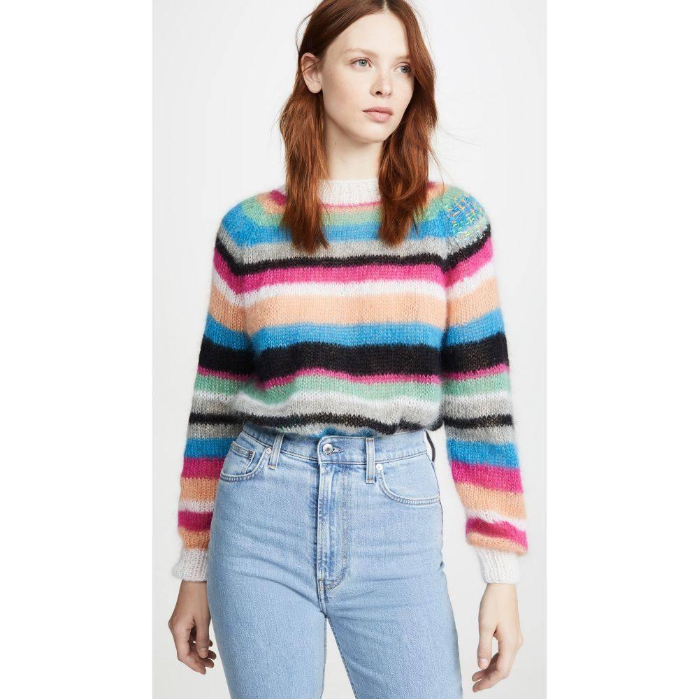 ミカエラ バーガー Michaela Buerger レディース ニット・セーター トップス【Striped Sweater】Multi