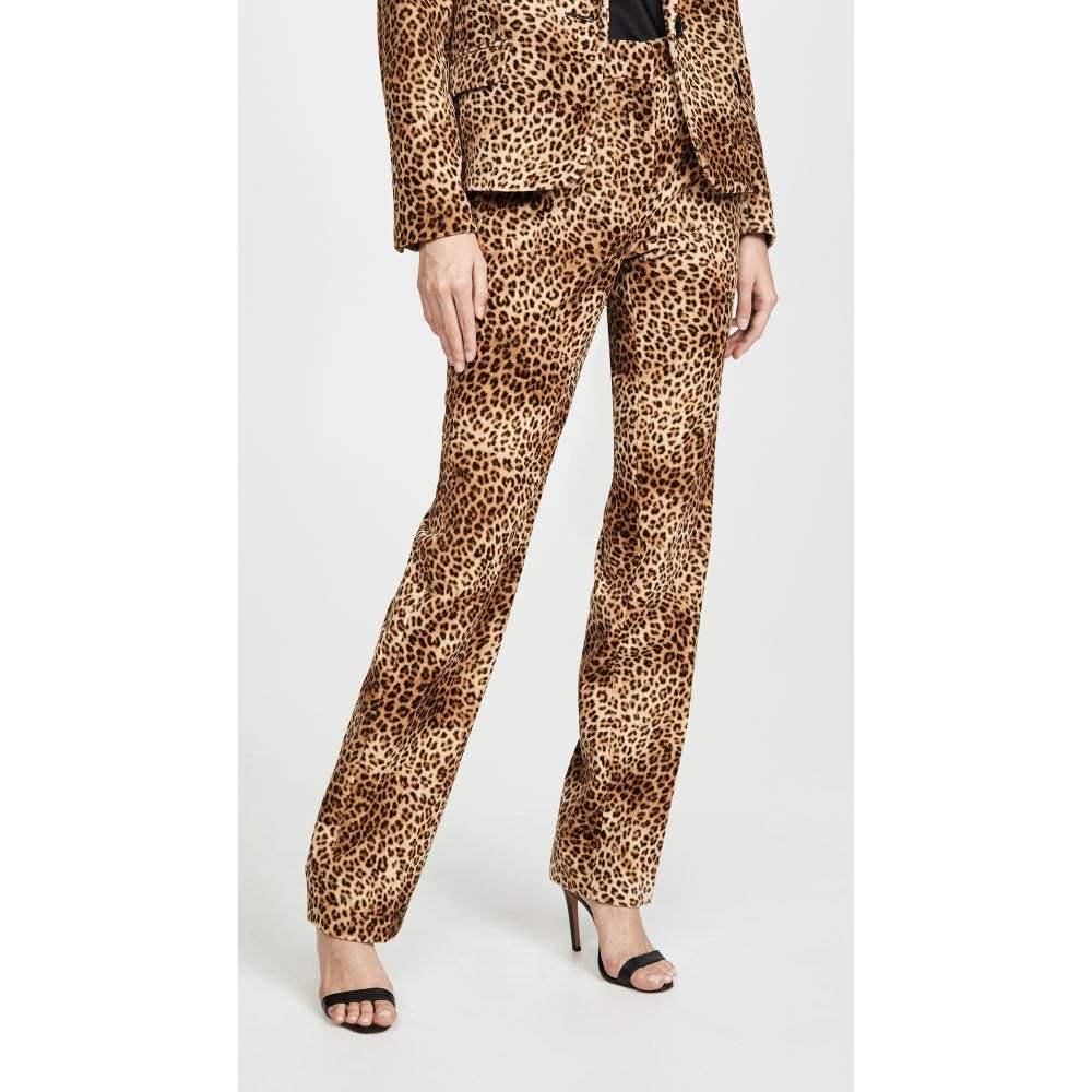 パラス Pallas レディース ボトムス・パンツ 【Festival Animal Print Trousers】Leopard