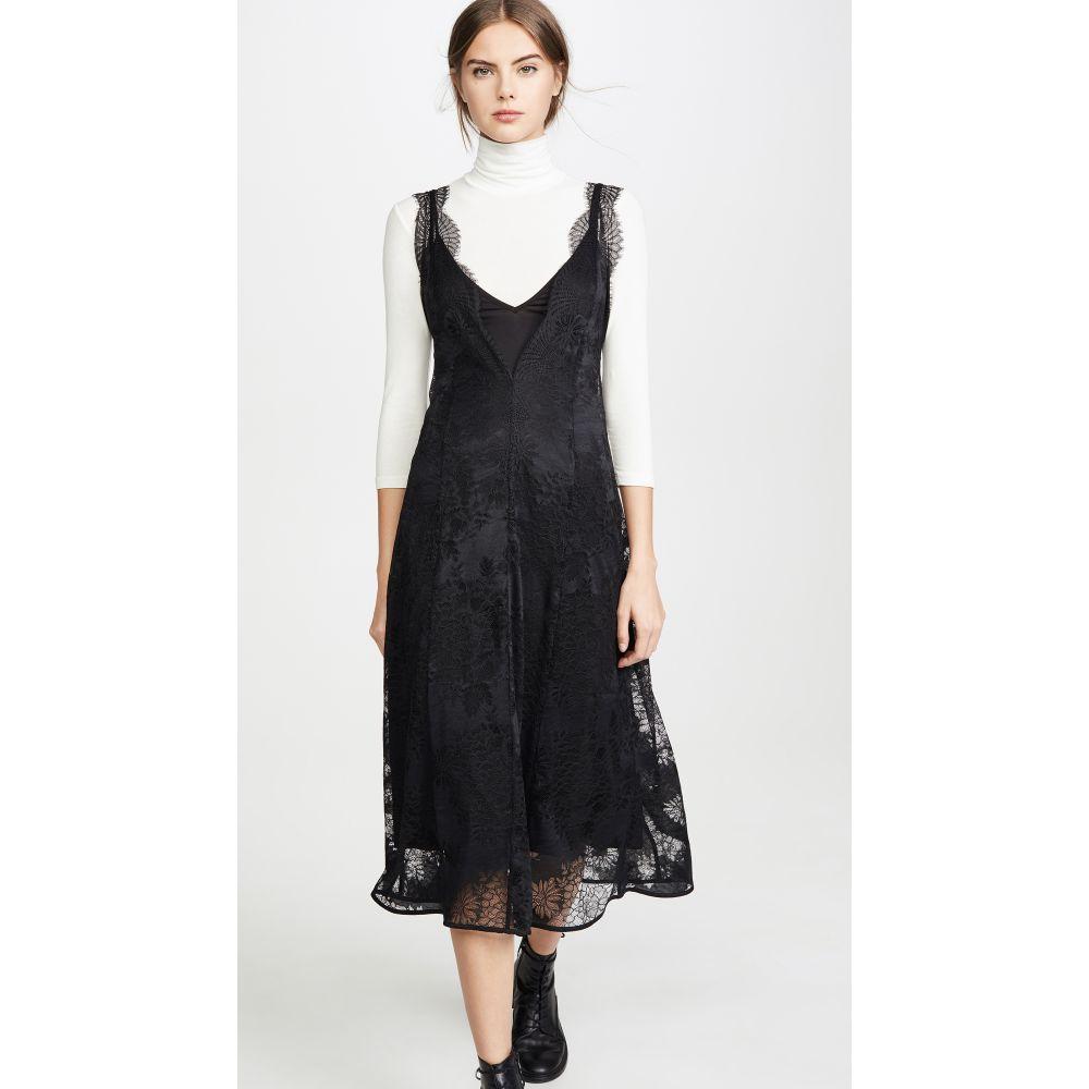 ブーフィレ Beaufille レディース ワンピース ワンピース・ドレス【Vitti Dress】Black