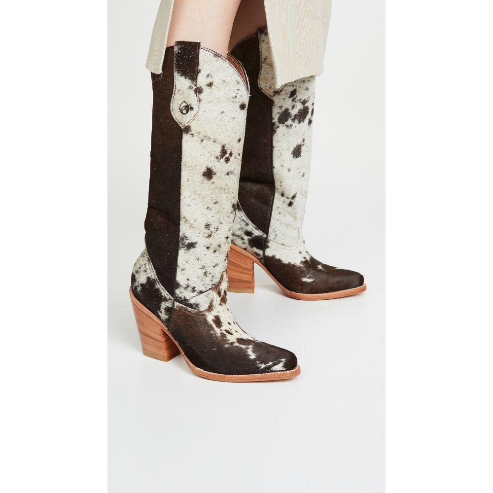 ブラザーヴェリーズ Brother Vellies レディース ブーツ シューズ・靴【Atlas Boots】White Brown