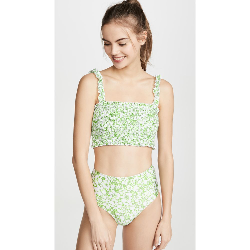 フェイスフルザブランド FAITHFULL THE BRAND レディース 上下セット 水着・ビーチウェア【Dora Bikini Set】Freja Floral Print