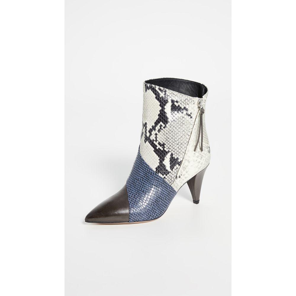 イザベル マラン Isabel Marant レディース ブーツ ブーティー シューズ・靴【Latts Booties】Brown/Blue