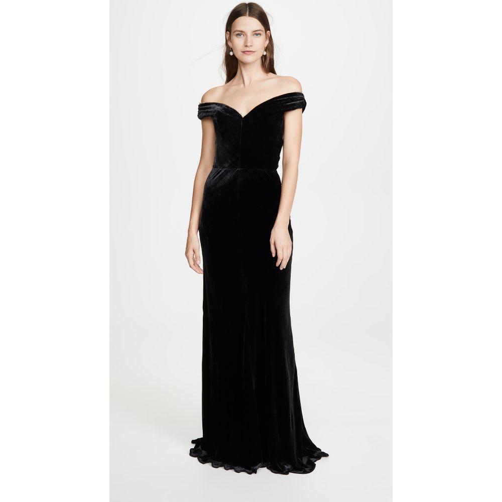 マリア ルーシア ホーハン Maria Lucia Hohan レディース ワンピース ワンピース・ドレス【Ayla Dress】Black