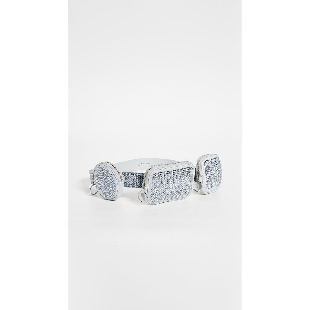 オフホワイト Off-White レディース ボディバッグ・ウエストポーチ バッグ【Crystal Shoulder Bag】Crystal