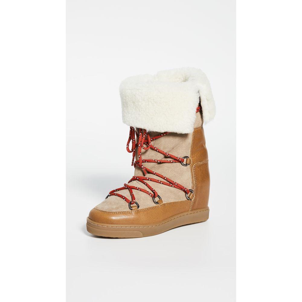イザベル マラン Isabel Marant レディース ブーツ シューズ・靴【Nowly Boots】Natural