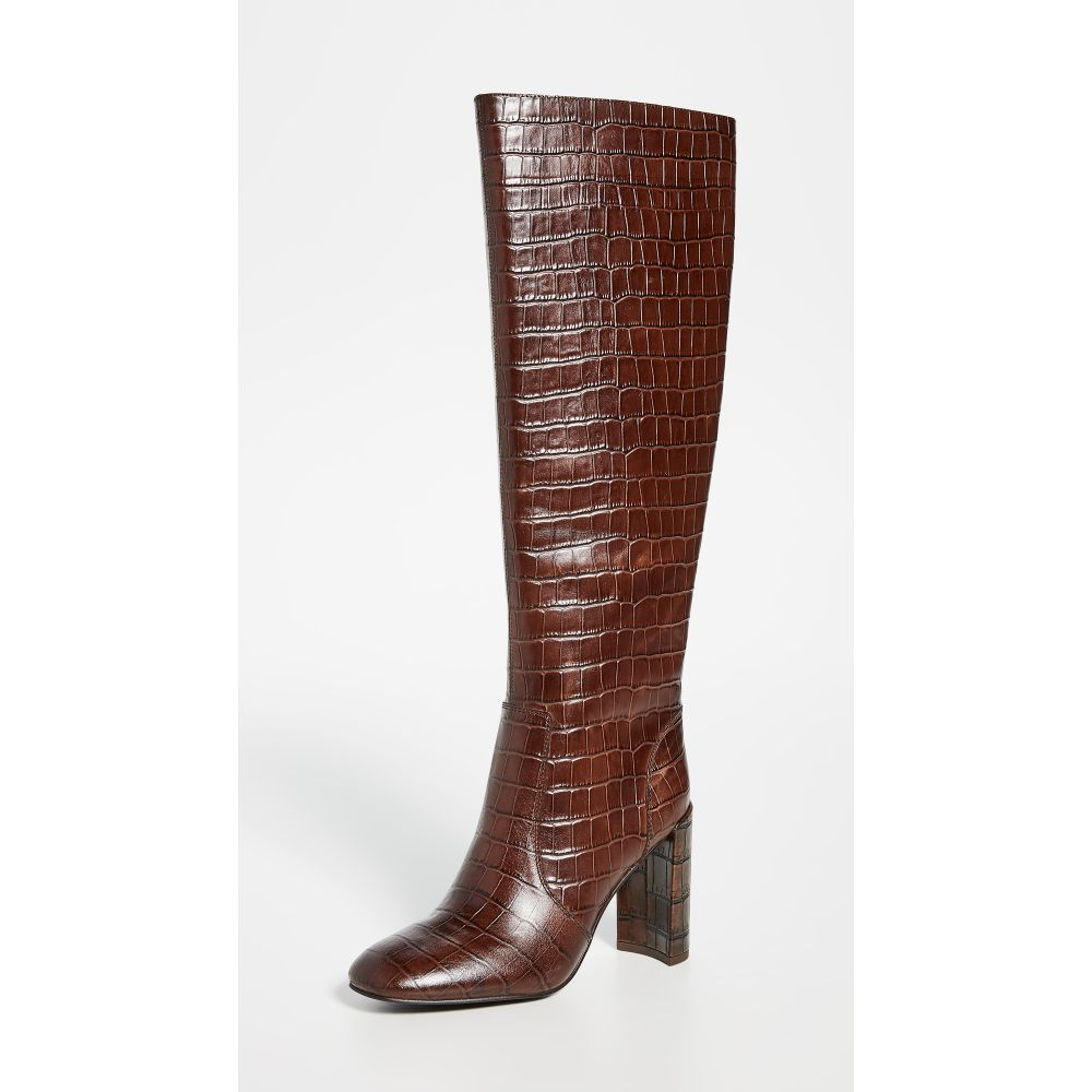 ジェフリー キャンベル Jeffrey Campbell レディース ブーツ シューズ・靴【Entuit Tall Boots】Brown Croco