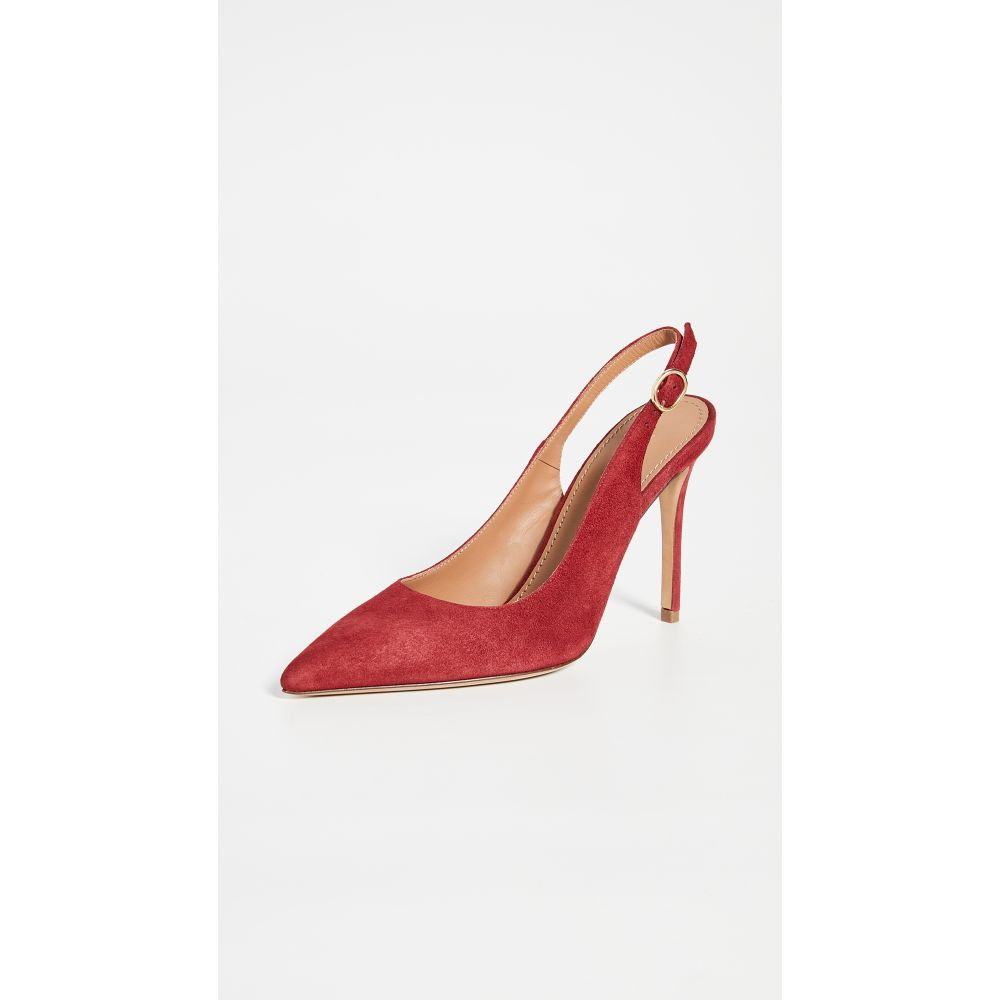 マンサーガブリエル Mansur Gavriel レディース ヒール シューズ・靴【100mm Classic Heels】Rouge