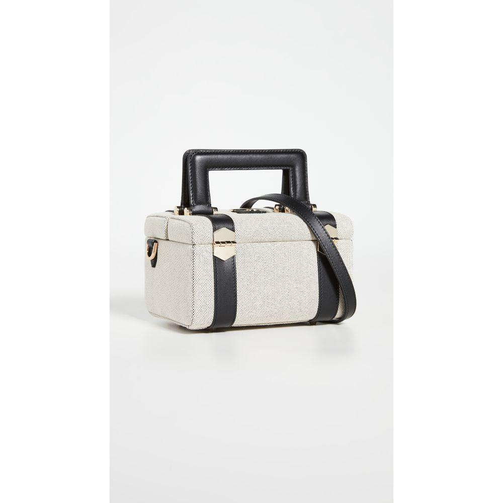 パラベル Paravel レディース ハンドバッグ バッグ【Valise Handbag】Domino Black