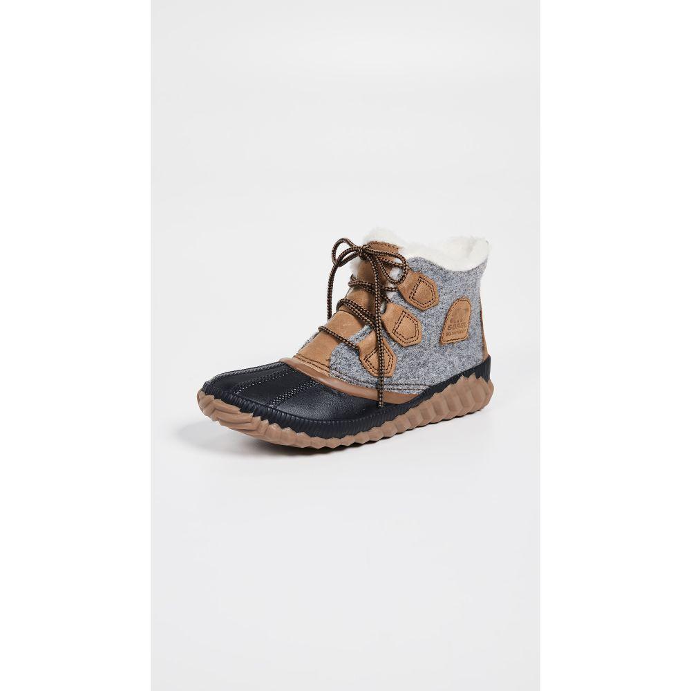 ソレル Sorel レディース ブーツ シューズ・靴【Out n About Plus Boots】Felt/Quarry