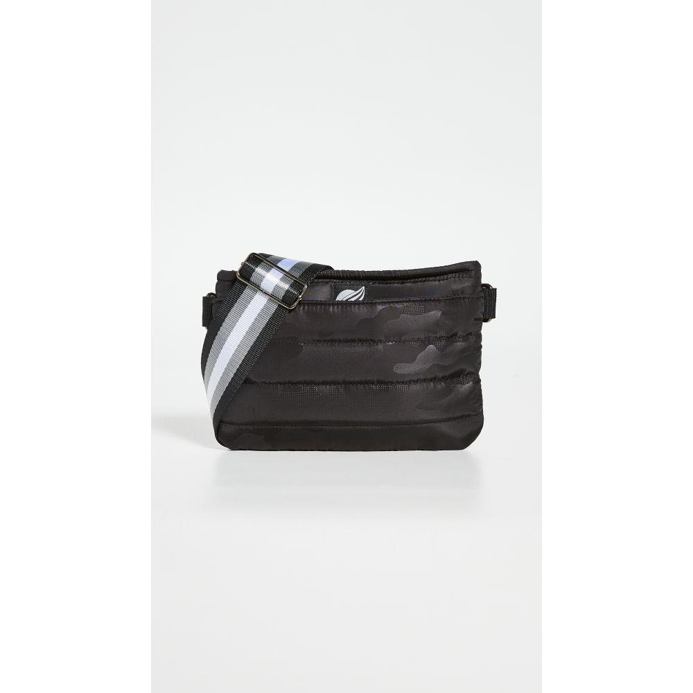 シンクロリン Think Royln レディース ショルダーバッグ バッグ【Convertible Belt Crossbody Bag】Black Camo