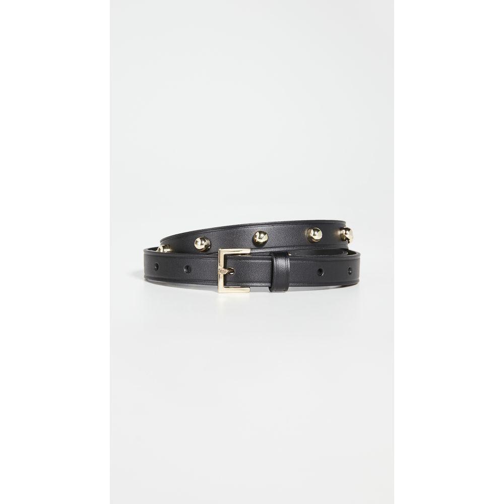 フレーム FRAME レディース ベルト 【Petit Studded Belt】Noir