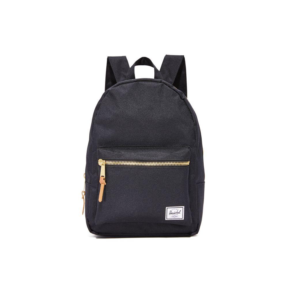 ハーシェル サプライ Herschel Supply Co. レディース バックパック・リュック バッグ【Grove X-Small Backpack】Black