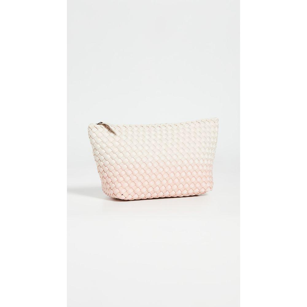 ナゲディ Naghedi レディース ポーチ 化粧ポーチ【Small Cosmetic Bag】Pink Sand