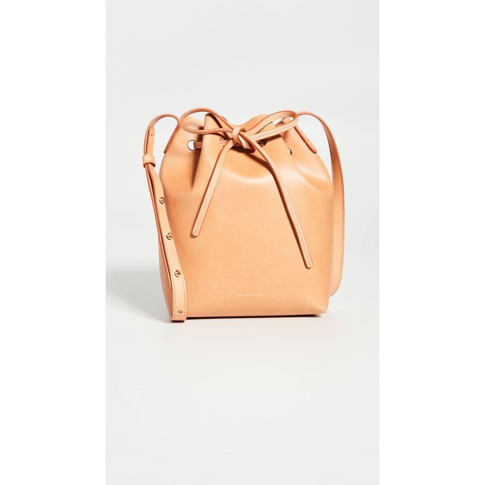 マンサーガブリエル Mansur Gavriel レディース バッグ バケットバッグ【Mini Bucket Bag】Cammello/Rosa