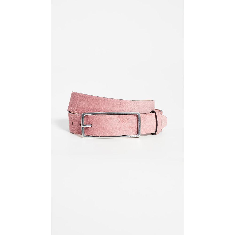 ラグ&ボーン Rag & Bone レディース ベルト 【Rebound Belt】Dusty Pink