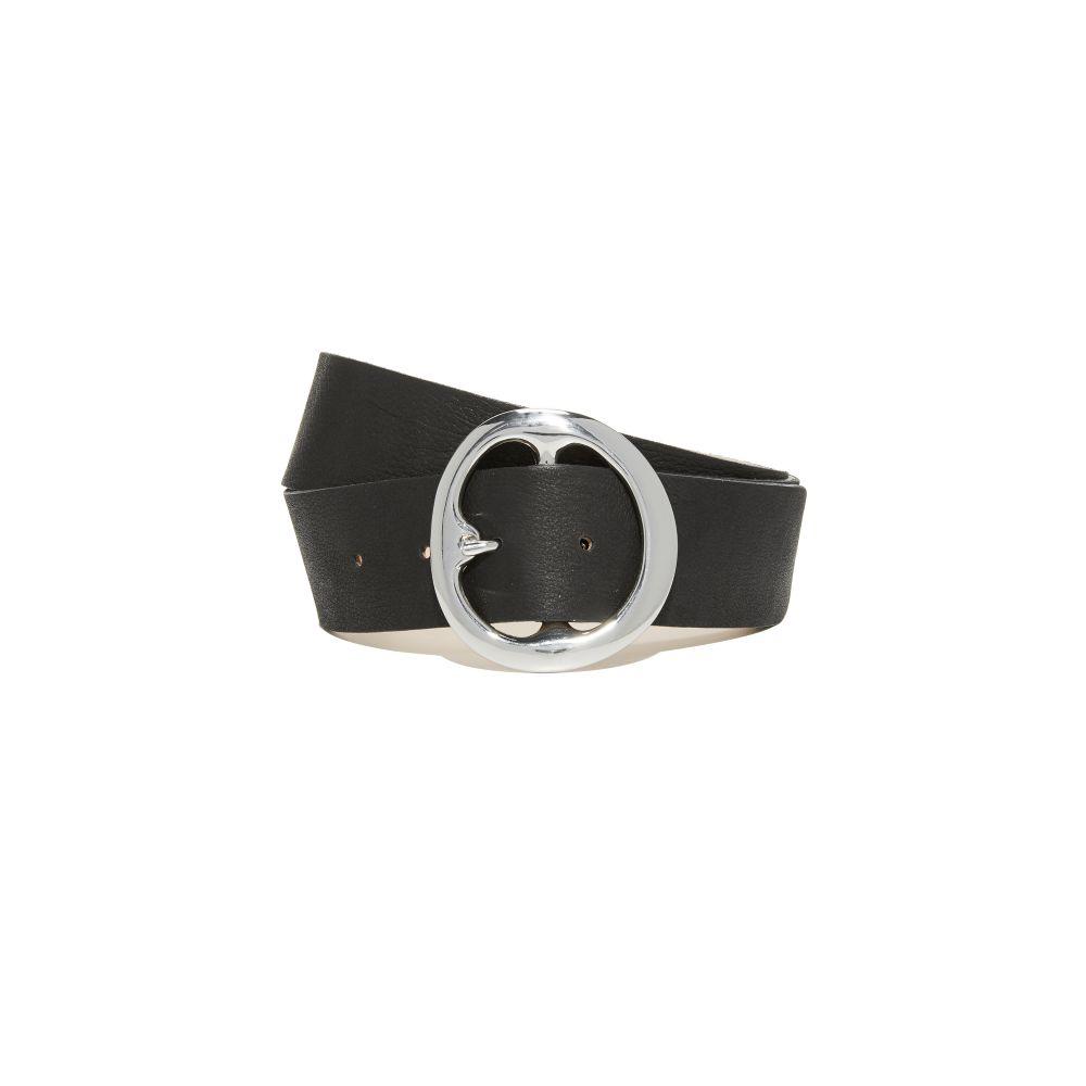 ビーローザベルト B-Low The Belt レディース ベルト 【Bell Bottom Belt】Black/Silver