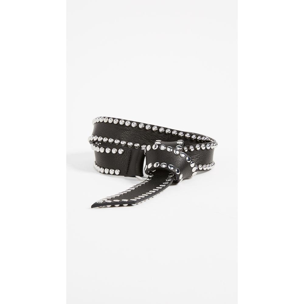 ビーローザベルト B-Low The Belt レディース ベルト 【Mia Moto Belt】Black/Silver