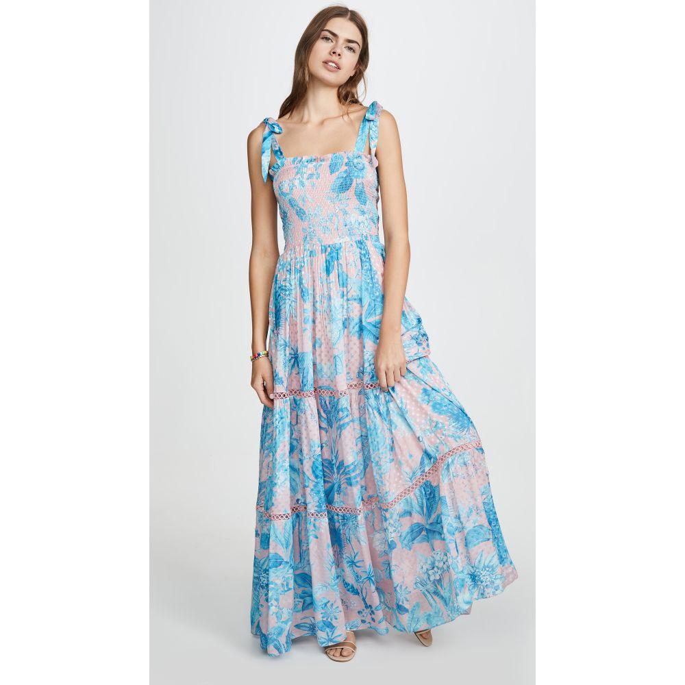 ヘマント&ナンディータ Hemant and Nandita レディース ビーチウェア ワンピース・ドレス 水着・ビーチウェア【Long Dress】Pink