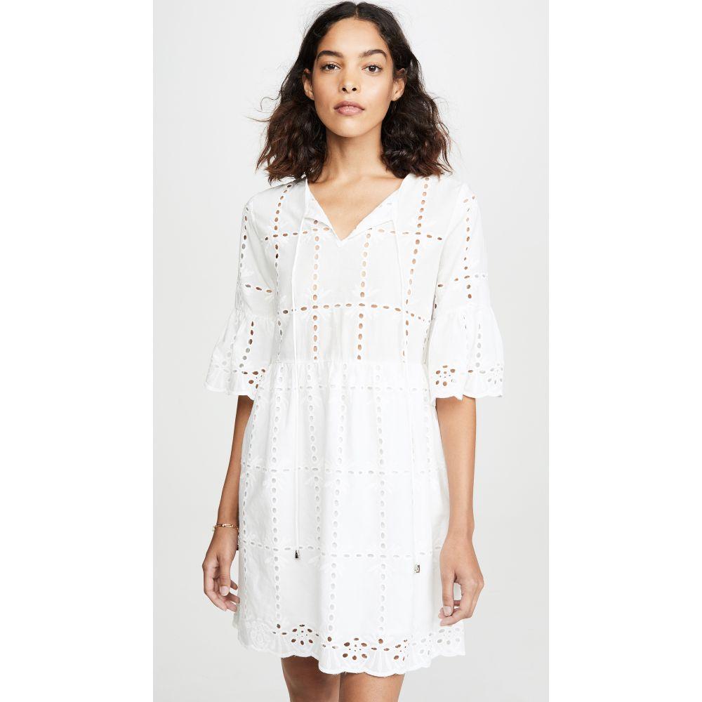 ピリキュー PilyQ レディース ビーチウェア ワンピース・ドレス 水着・ビーチウェア【Clarissa Dress】White