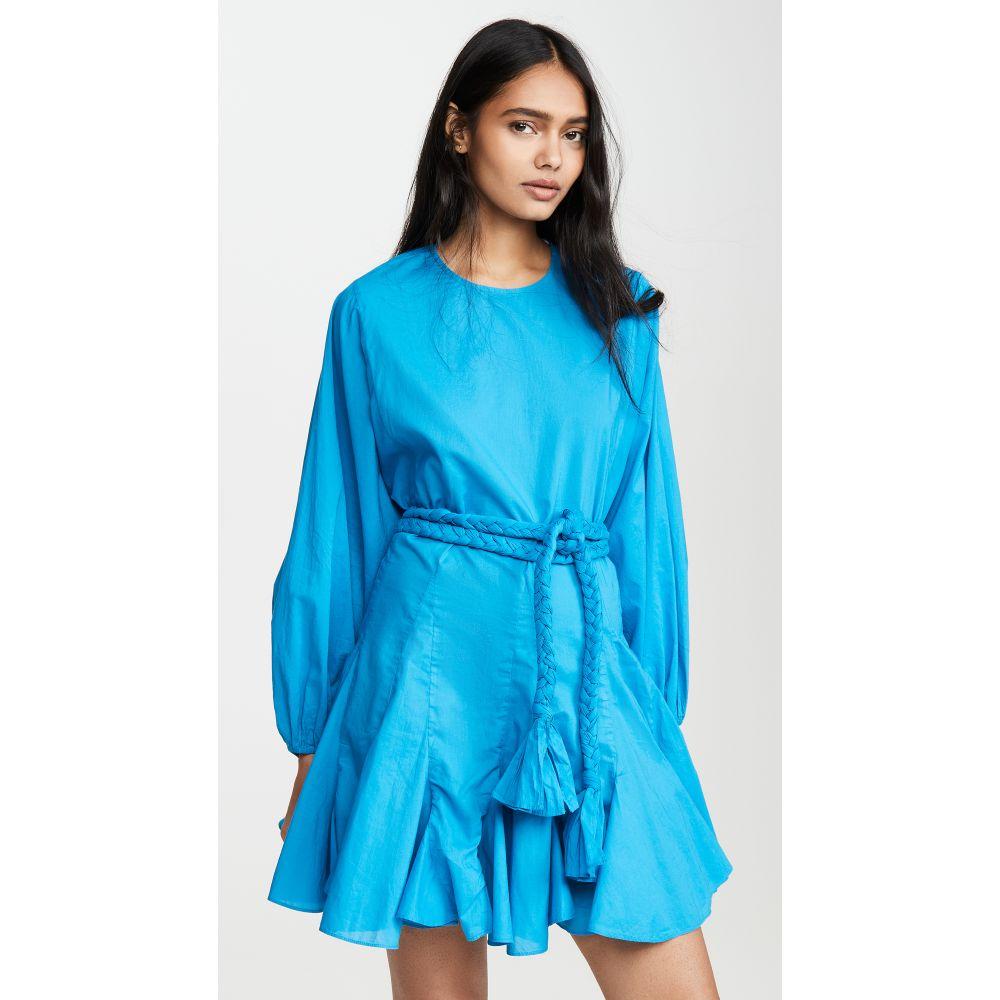 ロードリゾート Rhode レディース ビーチウェア ワンピース・ドレス 水着・ビーチウェア【Ella Dress】Adriatic Blue