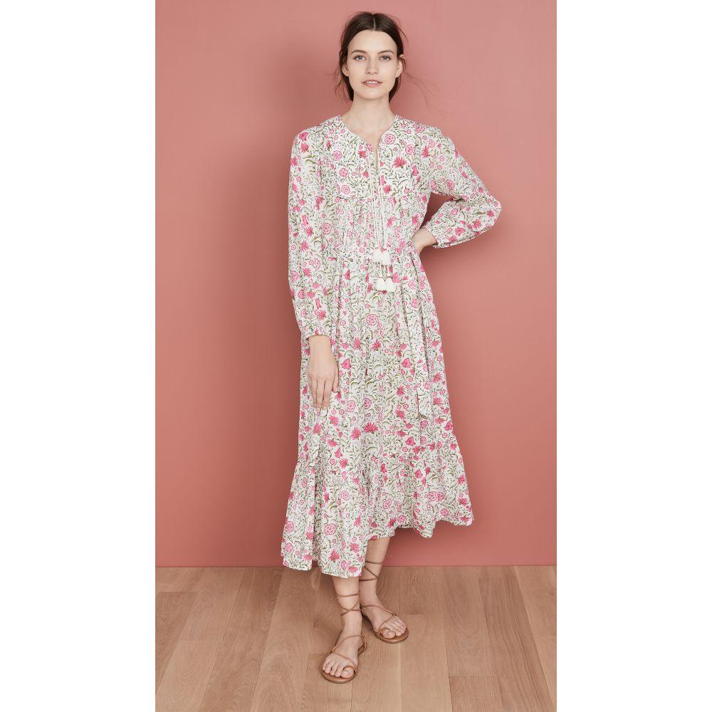 Ro's ガーデン Ro's Garden レディース ビーチウェア ワンピース・ドレス 水着・ビーチウェア【Bettina Long Dress】Pinks