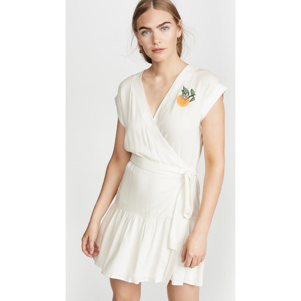 フラッグポール Flagpole レディース ビーチウェア ワンピース・ドレス 水着・ビーチウェア【Emmy Dress】Pearl/Orange