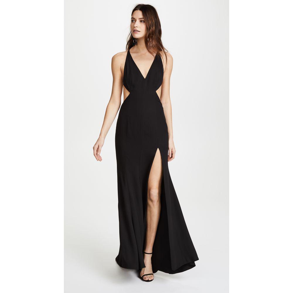 フェイム アンド パートナー Fame and Partners レディース ワンピース ワンピース・ドレス【The Nikita Dress】Black