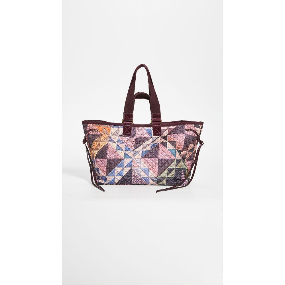 イザベル マラン Isabel Marant レディース トートバッグ バッグ【Wardy New Bag】Violet