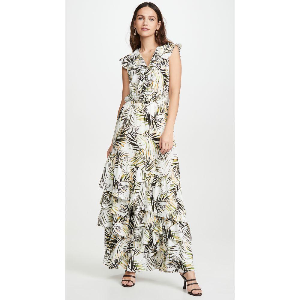 ミサ MISA レディース ワンピース ワンピース・ドレス【Maxine Dress】Modern Palm