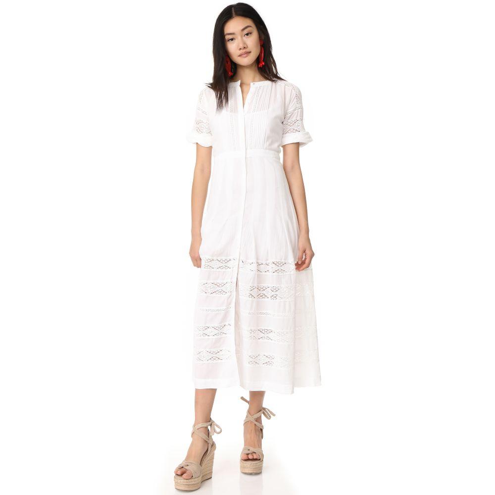 ラブシャックファンシー LOVESHACKFANCY レディース ワンピース ワンピース・ドレス【Edie Dress】White