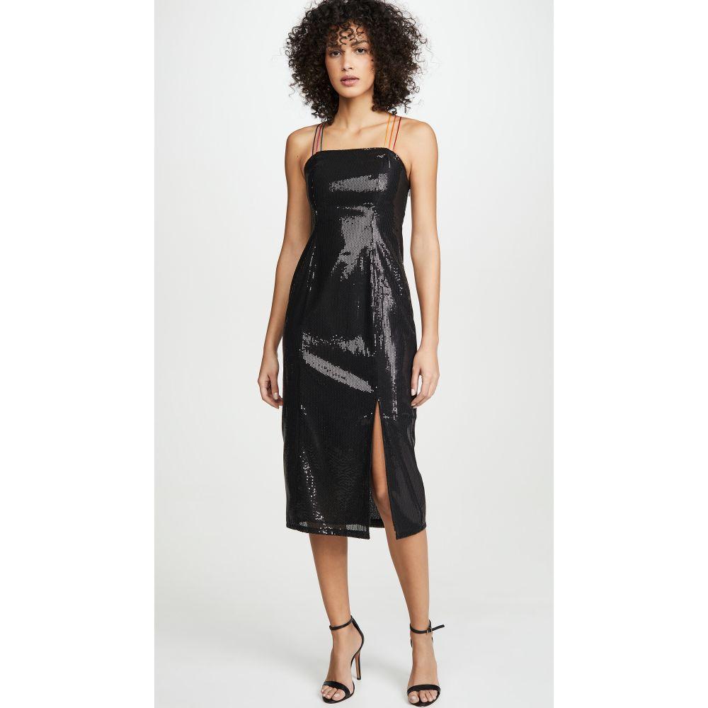 オリビアルービン Olivia Rubin レディース ワンピース ワンピース・ドレス【Greta Dress】Black