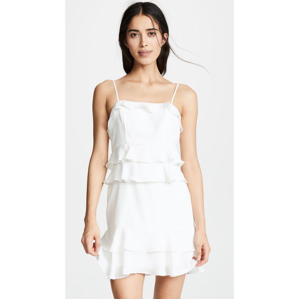 パーカー Parker レディース ワンピース ワンピース・ドレス【Kristie Combo Dress】Pearl