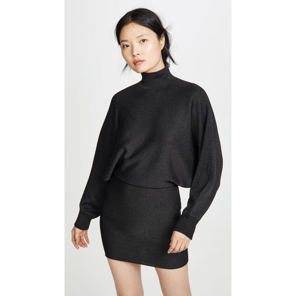アリス アンド オリビア alice + olivia レディース ワンピース ワンピース・ドレス【Bari Dress】Black