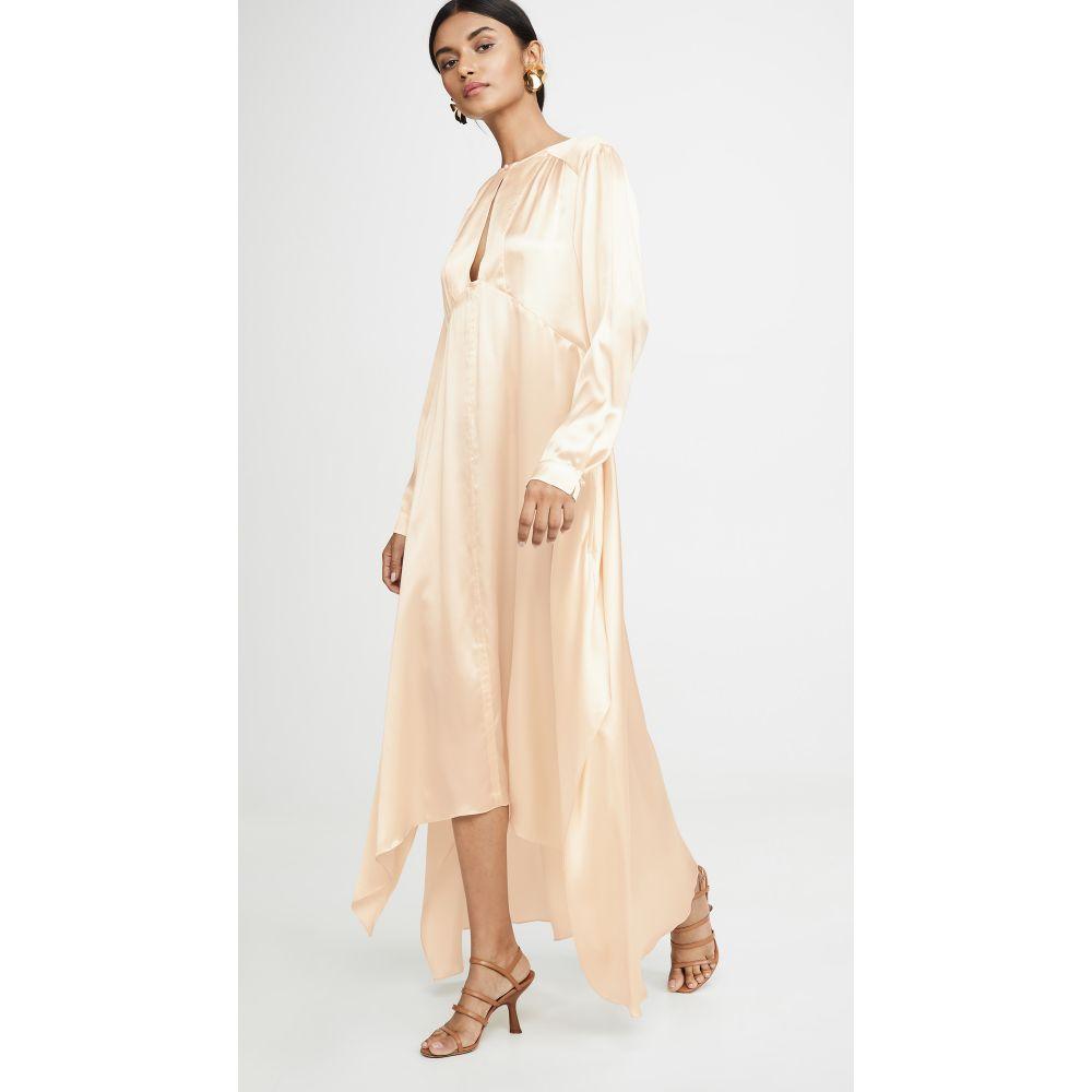 ルカシャ Le Kasha レディース ワンピース ワンピース・ドレス【Long Sleeve Dress】Cream