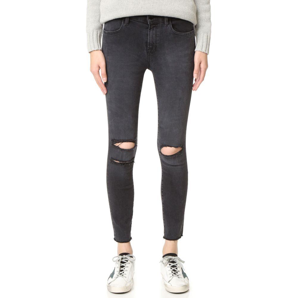 ジェイ ブランド J Brand レディース ジーンズ・デニム ボトムス・パンツ【Photo Ready Cropped Mid Rise Skinny Jeans】Mercy