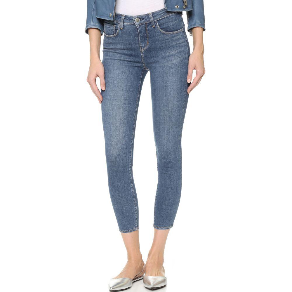 ラジャンス L'AGENCE レディース ジーンズ・デニム ボトムス・パンツ【Margot High Rise Jeans】Light Vintage