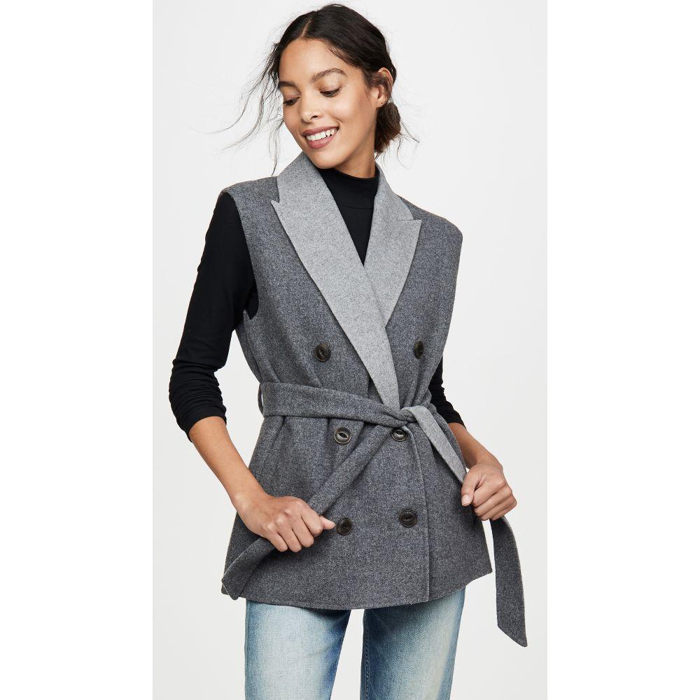 ラグ&ボーン Rag & Bone レディース ベスト・ジレ トップス【Pearson Vest】Grey