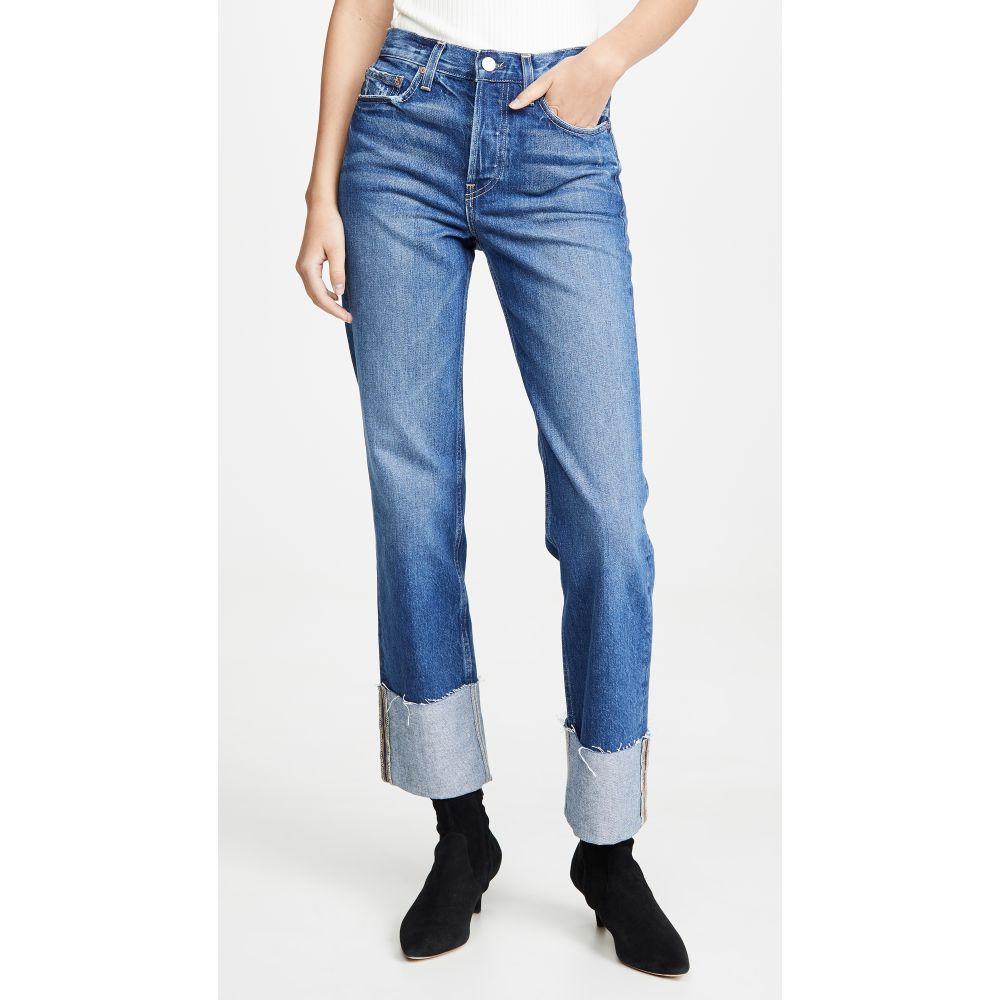 TRAVE レディース ジーンズ・デニム ボトムス・パンツ【Berit Jeans】Santa Monica