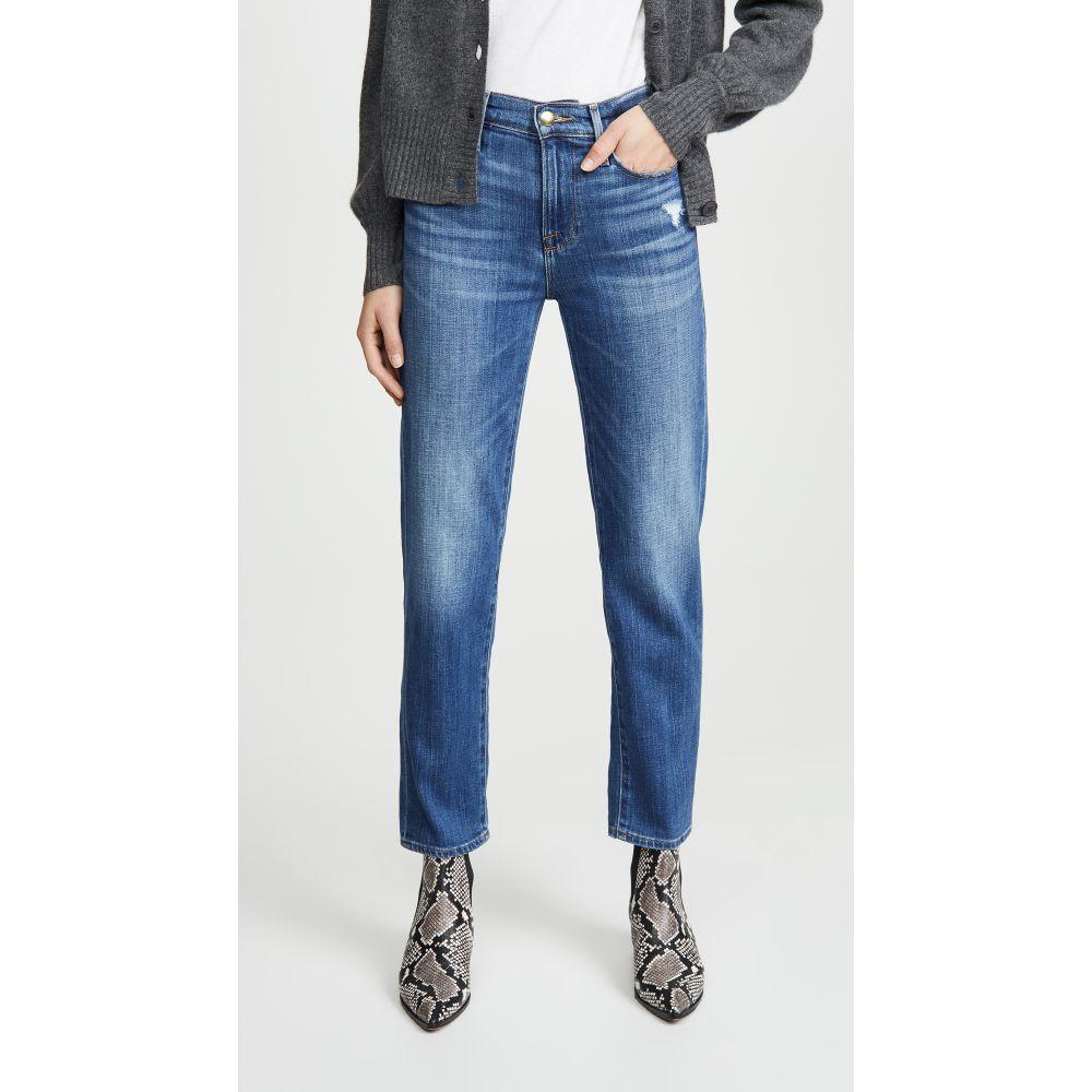 フレーム FRAME レディース ジーンズ・デニム ボトムス・パンツ【Le Nouveau Straight Jeans】Harrel