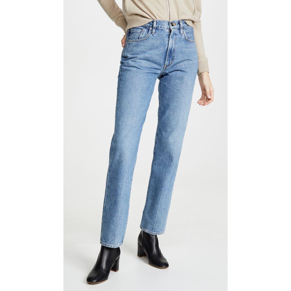 ゴールドサイン GOLDSIGN レディース ジーンズ・デニム ボトムス・パンツ【The Nineties Classic Jeans】Pressed Rainer