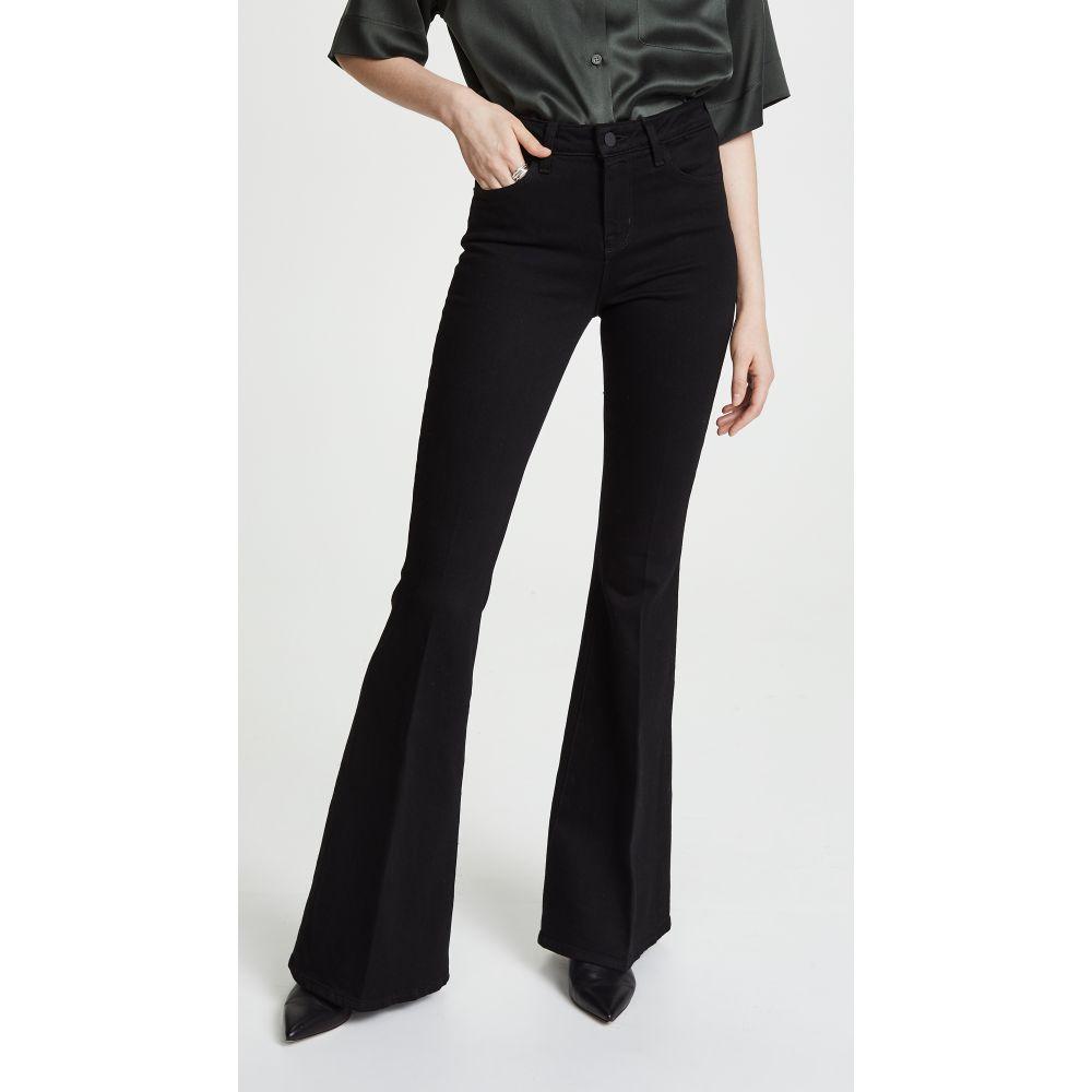 ラジャンス L'AGENCE レディース ジーンズ・デニム ボトムス・パンツ【Solana Jeans】Noir