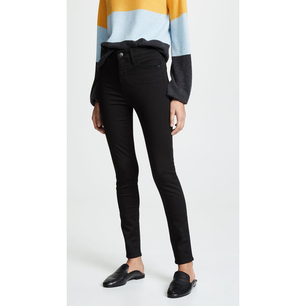 メイドウェル Madewell レディース ジーンズ・デニム ボトムス・パンツ【High Rise Skinny Jeans】Carbondale