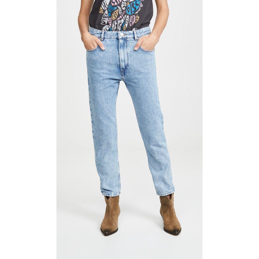 イザベル マラン Isabel Marant Etoile レディース ジーンズ・デニム ボトムス・パンツ【Neaj Jeans】Ice Blue